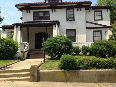 Petersburg Multi Family Home For Sale: 734 Sycamore Street