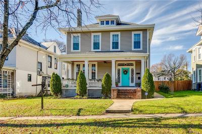 Richmond Single Family Home For Sale: 2610 Barton Avenue