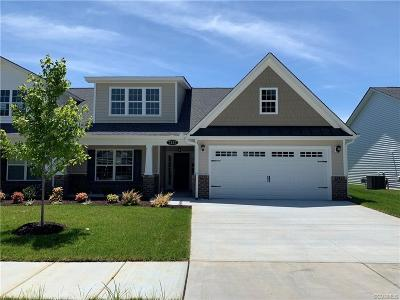 Hanover County Condo/Townhouse For Sale: 7227 Cherry Leaf Way #I4