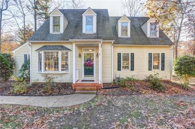 Midlothian Single Family Home For Sale: 13601 Queensgate Road