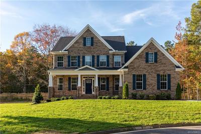 Chesterfield Single Family Home For Sale: 16507 Rosebrier Terrace