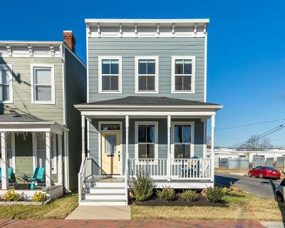 Richmond Single Family Home For Sale: 1124 North 26th Street