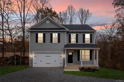Spotsylvania County Single Family Home For Sale: 6121 Bills Road