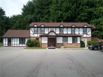 Commercial For Sale: 9301 Hull Street Road