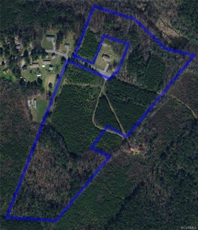 Residential Lots & Land Sold: Harris Drive
