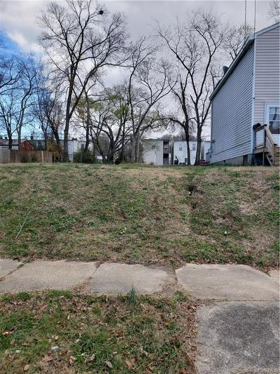 Richmond Residential Lots & Land For Sale: 1411 North 22nd Street