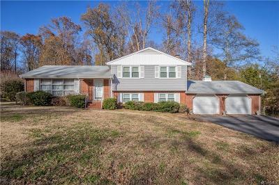 Chester Single Family Home For Sale: 4320 Greenbriar Drive