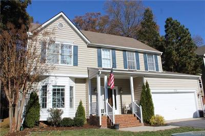 Henrico Single Family Home For Sale: 2708 Jon Page Court