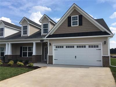 Hanover County Condo/Townhouse For Sale: 7216 Cherry Leaf Way #D4