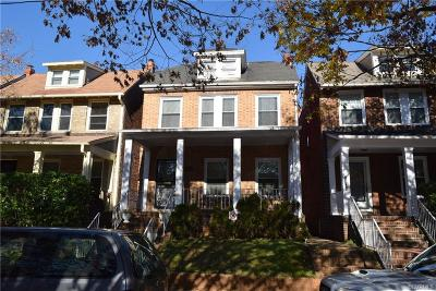 Richmond Single Family Home For Sale: 2406 Rosewood Avenue