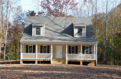 Bumpass Single Family Home For Sale: 1128 Signboard Road