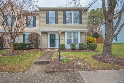 Henrico Condo/Townhouse For Sale: 3027 Montfort Loop