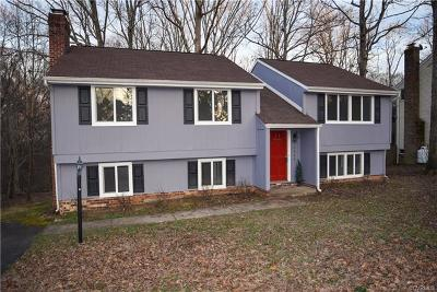 Chesterfield Single Family Home For Sale: 10329 Crumpets Lane