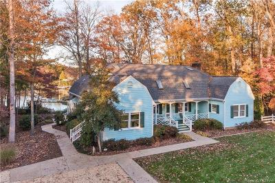 Irvington Single Family Home For Sale: 184 York Road