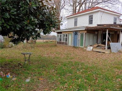 Goochland Single Family Home For Sale: 559 Church Hill Road