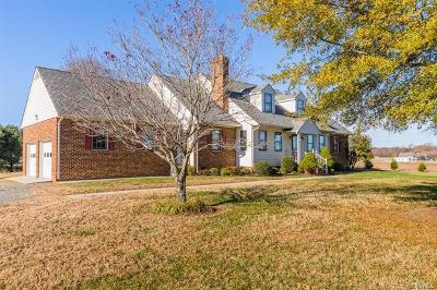 Mechanicsville Single Family Home For Sale: 7515 Hoofprint Lane