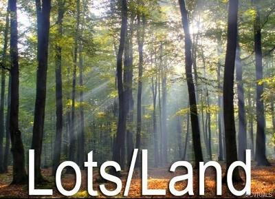 Amelia County Residential Lots & Land For Sale: 5 Acres Promise Land Road