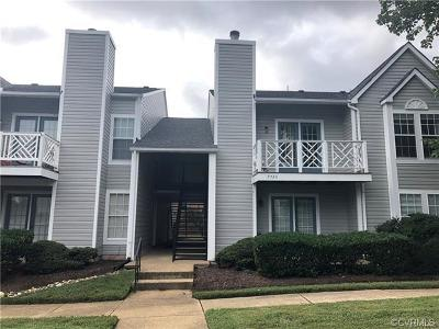 Henrico County Rental For Rent: 7710 Flannagan Court #6