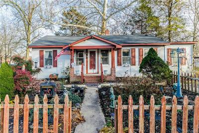 Henrico Single Family Home For Sale: 8 Rodes Avenue