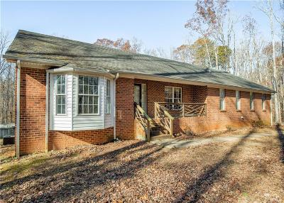 Powhatan Single Family Home For Sale: 2147 Hunters Mill Road