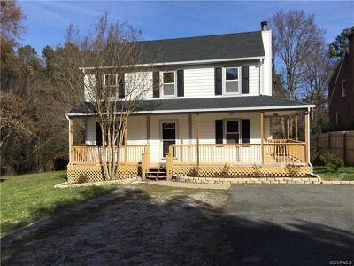 Henrico Single Family Home For Sale: 9110 Gayton Road