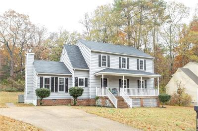 Chesterfield Single Family Home For Sale: 10426 White Rabbit Road