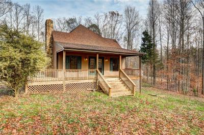 Powhatan Single Family Home For Sale: 5860 Old Buckingham Road