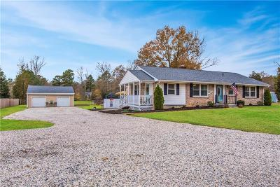 Chesterfield Single Family Home For Sale: 12906 Lewis Road
