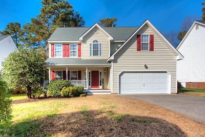 Henrico Single Family Home For Sale: 2528 Hawkesbury Court