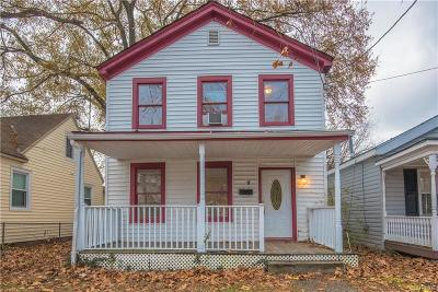 Richmond Single Family Home For Sale: 13 West 30th Street