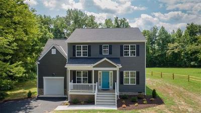 Bumpass Single Family Home For Sale: 00 Gunnar Way