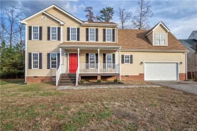 Chesterfield Single Family Home For Sale: 5649 Backwater Drive