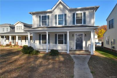 Richmond Single Family Home For Sale: 5140 Old Warwick Road