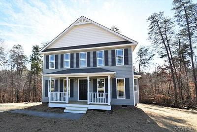 Richmond Single Family Home For Sale: 5814 Nine Mile Road