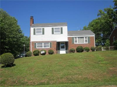 Henrico Single Family Home For Sale: 2700 Dancer Road