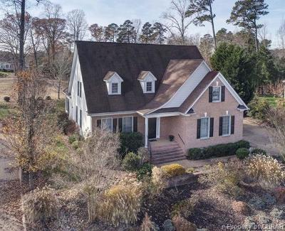 Williamsburg Single Family Home For Sale: 3535 Splitwood Road