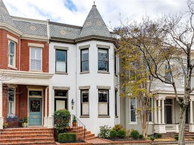 Richmond Single Family Home For Sale: 1128 West Avenue