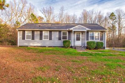 Chesterfield Single Family Home For Sale: 15901 Exter Mill Road