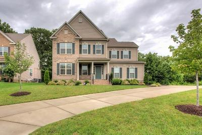 Henrico County Single Family Home For Sale: 4901 Stable Ridge Court