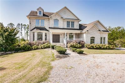 Brunswick County Single Family Home For Sale: 3501 Cedar Creek Road