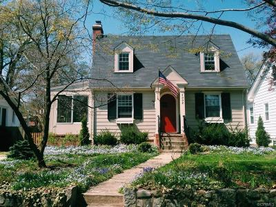 Richmond Single Family Home For Sale: 4008 Chevy Chase Street