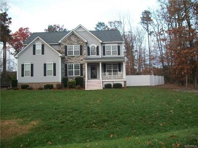 Henrico Single Family Home For Sale: 8208 Colemant Terrace