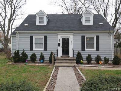 Henrico Single Family Home For Sale: 1806 Court Street