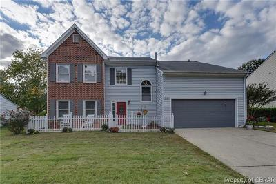 Hampton Single Family Home For Sale: 27 Sherry Dell Drive