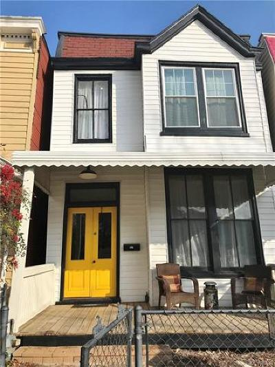 Richmond Single Family Home For Sale: 607 South Laurel Street