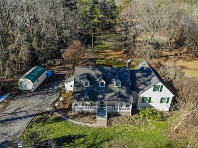 Chesterfield Single Family Home For Sale: 12100 Bundle Road