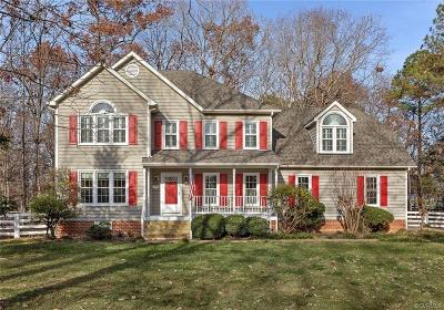 Chesterfield Single Family Home For Sale: 13454 Carters Creek Court