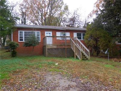 Hopewell Single Family Home For Sale: 204 North 14th Avenue