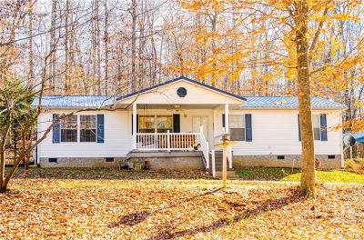 Powhatan Single Family Home For Sale: 53 Anderson Highway