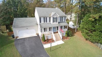 South Chesterfield Single Family Home For Sale: 4102 Frye Court